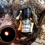 RITUAL-(Birch, Spruce, Frankincense, Hawthorn Berry, Moss, Pinion Wood, Narcissus, Leather)-Perfume, Cologne, Anointing, Ritual Oil