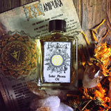 Solar Plexus Chakra Oil for Self Esteem, Self-Confidence and Willpower