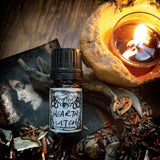 HEARTH WITCH-(Vetiver, Tonka Bean, Smoked Caramel, Rose, Amber, Vanilla, Sandalwood, Patchouli, Oakmoss, Black Tea Leaves, Cedar )-Perfume, Cologne, Anointing, Ritual Oil