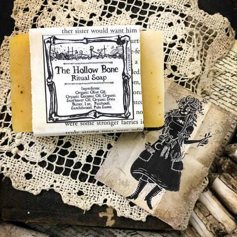 The Hollow Bone - Herbal Ritual Soap
