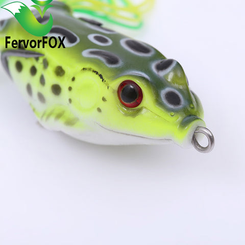 Frog Lures 13g Size 5 Colors Available