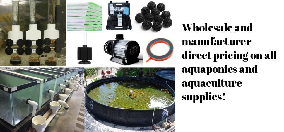 Aquaculture Supplies