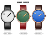 Top Brand Creative Luxury Quartz watch men Casual Simple Designer Fashion clock