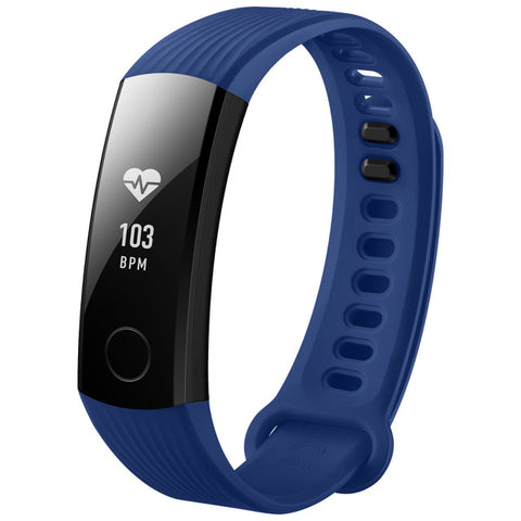 Smart Wristband Real-time Heart Rate Monitoring Waterproof  Swimming Tracker for Android iOS