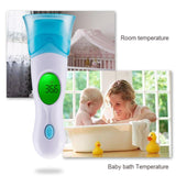 Infrared Non Contact Digital Electronic LCD Ear Forehead Thermometer For Baby Care Body Milk Water