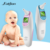 Baby Electronic Digital Infrared Non Contact Thermometer Kids Forehead Ear Body Baby Care Fever