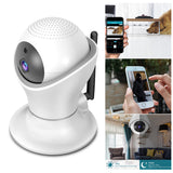 1080P IP 360 Degrees Wireless Panoramic Security Night Vision Camera