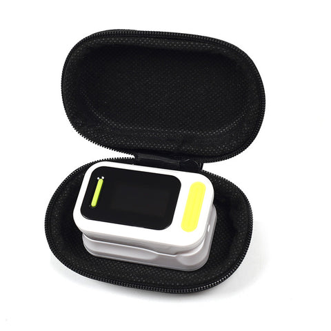 Portable Medical Pulse Fingertip Oxygen Saturation Monitor