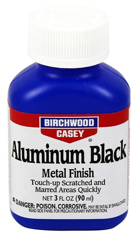 BIRCHWOOD CASEY Aluminum Black Touch-Up 3oz - SKU: BW15125, birchwood-casey, ebay, Gunsmithing-Supplies, metal-preparation-finishing, under-50