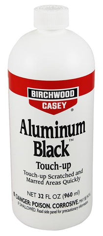 BIRCHWOOD CASEY Aluminum Black Touch-Up 32oz - SKU: BW15132, 100-200, birchwood-casey, ebay, Gunsmithing-Supplies, metal-preparation-finishing