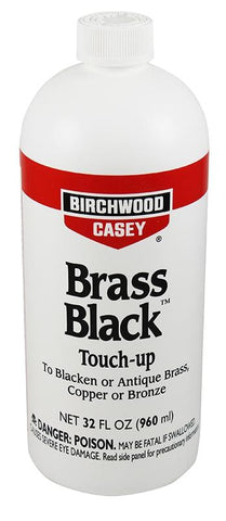 BIRCHWOOD CASEY Brass Black Touch-Up 32oz - SKU: BW15232, 100-200, birchwood-casey, ebay, Gunsmithing-Supplies, metal-preparation-finishing
