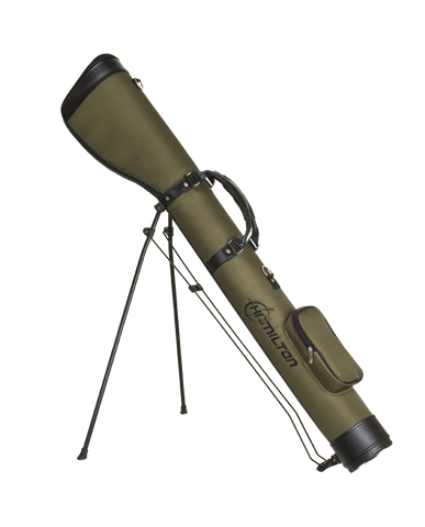 Hamilton SlipStand - Olive Green - SKU: HAMSSOG, 50-100, ebay, Gun-Bags-Cases, hamilton, Shooting-Gear, shotgun-bags-cases