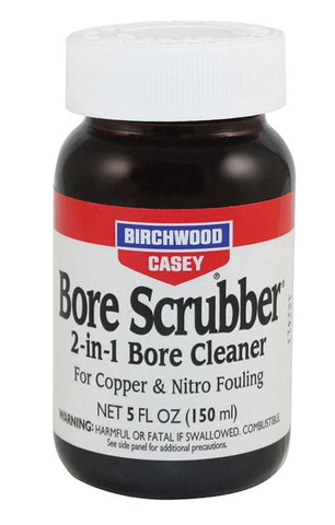 BIRCHWOOD CASEY Bore Scrubber 5oz Bottle - SKU: BW33632, birchwood-casey, ebay, Gun-Cleaning, lubricants-protectants, Shooting-Gear, under-50