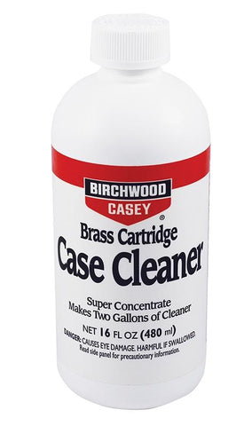 BIRCHWOOD CASEY Case Cleaner Concentrate 16oz - SKU: BW33845, birchwood-casey, ebay, Gun-Cleaning, lubricants-protectants, Shooting-Gear, under-50