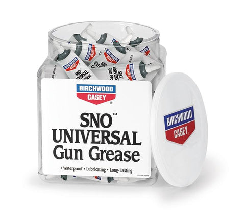 BIRCHWOOD CASEY Sno Grease 0.5oz tube x 48 in bowl - SKU: BW40115, birchwood-casey, ebay, Gun-Cleaning, lubricants-protectants, Shooting-Gear, under-50
