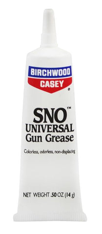 BIRCHWOOD CASEY Sno Grease 0.5oz tube Blister Pkt - SKU: BW40125, birchwood-casey, ebay, Gun-Cleaning, lubricants-protectants, Shooting-Gear, under-50