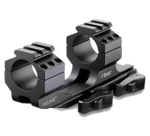 BURRIS AR-PEPR QD Ringmount 1IN - SKU: BM410344, 200-500, burris, ebay, Optics, Scope-Bases-Mounts, scope-mounts-1-inch