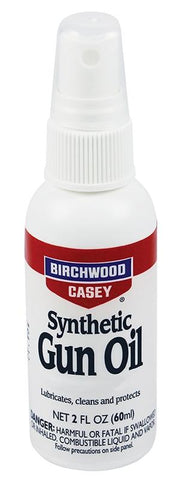 BIRCHWOOD CASEY Synthetic Gun Oil 2oz pump - SKU: BW44123, birchwood-casey, ebay, Gun-Cleaning, lubricants-protectants, Shooting-Gear, under-50