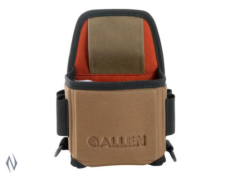ALLEN ELIMNATOR SINGLE BOX SHELL CARRIER - SKU: AL8310, ammunition-carriers, ebay, safari-firearms, Shooting-Gear, under-50