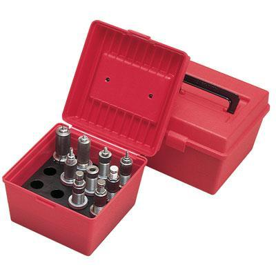 MTM - DIE STORAGE BOX HOLD 4 SETS OF - SKU: DB-4-30, ebay, mtm, other-reloading-supplies, Reloading-Supplies, under-50