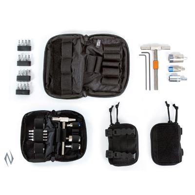 DESERT TECH FIELD TOOL KIT BLACK SRS & HTI TORQUE - SKU: DTFTK, 200-500, desert-tech, ebay, Gunsmithing-Supplies, gunsmithing-tools