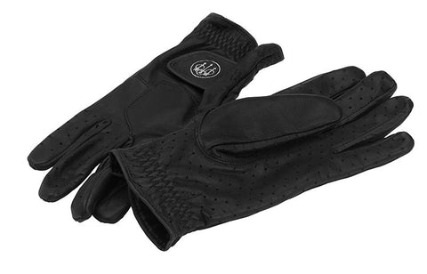 BERETTA LEATHER GLOVE BLACK M - SKU: GL49-0021-0999/M - Size: Medium, 50-100, Amazon, Apparel, beretta, ebay, gloves-scarves, size-medium