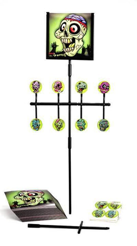 Gamo - Zombie Deluxe Spinner target NEW 2012 - SKU: GZSTARGETD, 50-100, Amazon, ebay, gamo, Shooting-Gear, target-systems, Targets-Target-Holders