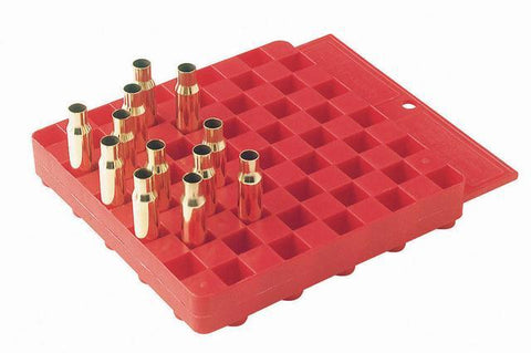 HORNADY - LOADING BLOCK UNIVERSAL W/SLEE - SKU: H480040, ebay, hornady, Reloading-Supplies, reloading-trays, under-50