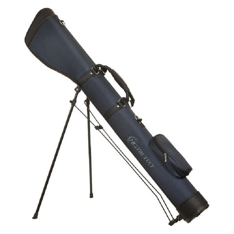 HAMILTON SLIP STAND RIFLE CASE NAVY - HAMSSNB - SKU: HAMSSNB, 50-100, ebay, Gun-Bags-Cases, hamilton, Shooting-Gear, shotgun-bags-cases