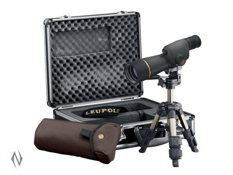 LEUPOLD GOLDEN RING 15-30X50 COMPACT GREY SPOT SCOPE KIT - SKU: LE120560, 500-1000, Amazon, ebay, leupold, Optics, spotting-scopes
