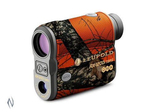 LEUPOLD RX-1200I RANGEFINDER TBR/W DNA MOSSY ORANGE - SKU: LE170640 a  from LEUPOLD sold by the best firearms store in Australia - Safari Firearms