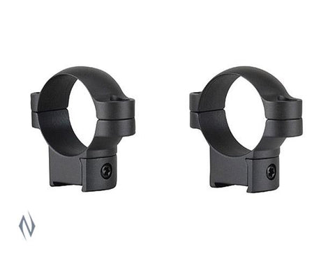 LEUPOLD RINGMOUNT CZ 527 30MM MEDIUM MATTE - SKU: LE61666 a  from LEUPOLD sold by the best firearms store in Australia - Safari Firearms