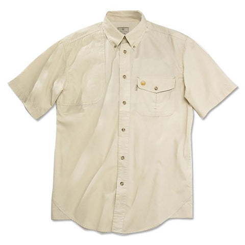 Sh Sleeve Shooting Shirt Tan L - SKU: LU20-7561-0008/L - Size: Large, 50-100, Amazon, Apparel, beretta, ebay, shirts, size-large