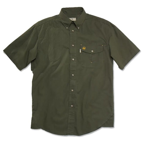 Sh Sleeve Shooting Shirt Green M - SKU: LU20-7561-0078/M - Size: Medium, 50-100, Amazon, Apparel, beretta, ebay, shirts, size-medium