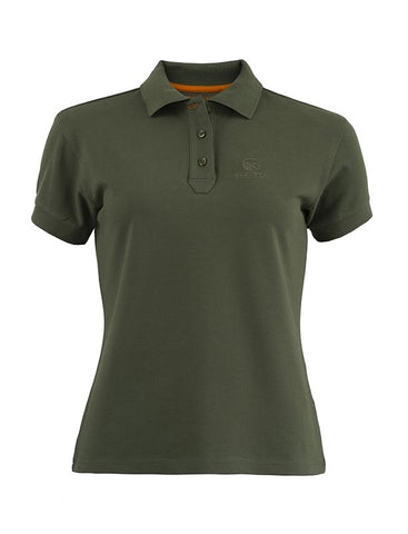 WomanINs Corporate Polo Green L - SKU: MD98-007207-0702/L - Size: Large, 50-100, Amazon, Apparel, beretta, ebay, polo-shirts, size-large