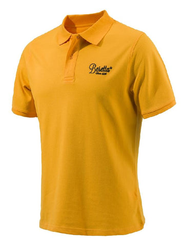 BERETTA - Man Polo Orange - SKU: MP012-07207-0433/XL