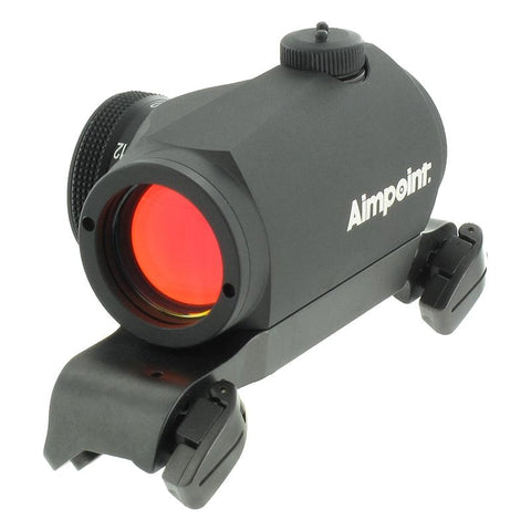 AIMPOINT MICRO H-1 2MOA (BLASER SADDLEMOUNT) - SKU: AP-200090, 1000-2000, aimpoint, ebay, Optics, red-dot-reflex-sights