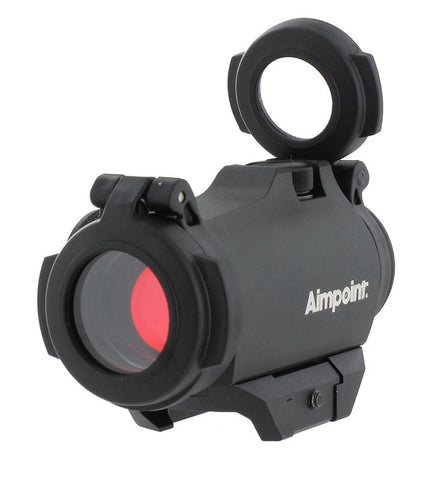AIMPOINT AIM POINT MICRO H-2 4MOA (WEAVER MOUNT) - SKU: AP-200183, 500-1000, aimpoint, ebay, Optics, red-dot-reflex-sights