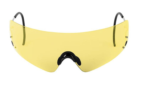 BERETTA ADULT SHIELDS - YELLOW - SKU: OCA8-2-201, 50-100, Amazon, beretta, ebay, Shooting-Gear, shooting-glasses