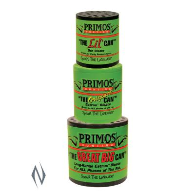 PRIMOS DEER CALL THE CAN FAMILY PACK - SKU: PR713, 50-100, Amazon, ebay, game-calls, Hunting-Gear, primos
