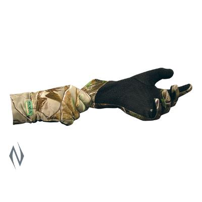 PRIMOS STRETCH FIT GLOVE WITH SURE GRIP RTAPG - SKU: PRPS6676, Amazon, ebay, gloves-hand-warmers, primos, Shooting-Gear, Size-, under-50