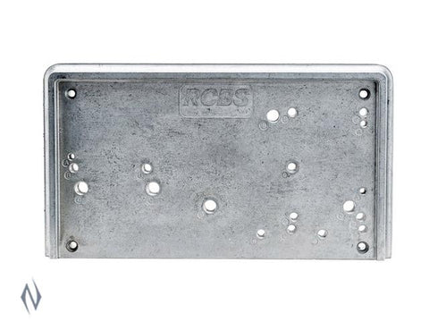 RCBS ACCESSORY BASE PLATE - 3 - SKU: R9282, 50-100, ebay, rcbs, reloading-presses, Reloading-Supplies