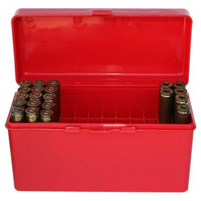 MTM - 60RD HINGED AMMO BOX 243 308 - SKU: RM-60-30, ammo-boxes, ebay, mtm, ReloAding-Supplies, under-50