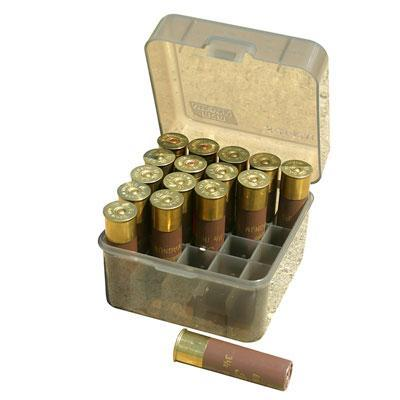 MTM - MAG SHOTSHELL 25 RD FLIP TOP G - SKU: S25-12M-11, ammo-boxes, ebay, mtm, Reloading-Supplies, under-50