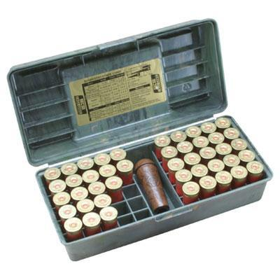 MTM - 50 RD SHOTSHELL CASE 12GA CAMO - SKU: SF-50-12-09, ammo-boxes, ebay, mtm, Reloading-Supplies, under-50