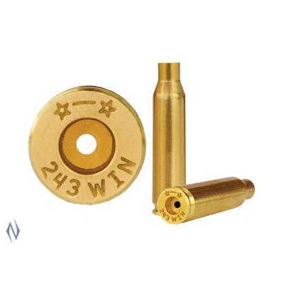 STARLINE BRASS 243 WIN 50PK - SKU: SL243, 50-100, Components, Reloading-Supplies, starline, unprimed-cases