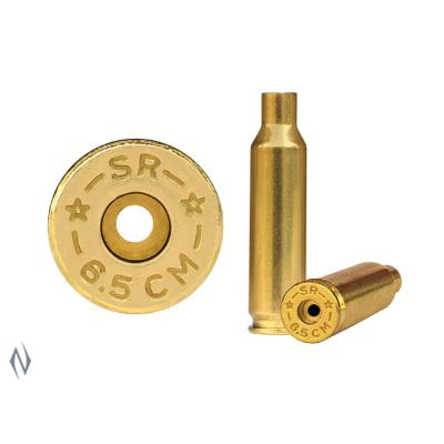 STARLINE BRASS 6.5 CREEDMOOR SRP 50PK - SKU: SL65CSRP, 50-100, Components, Reloading-Supplies, starline, unprimed-cases