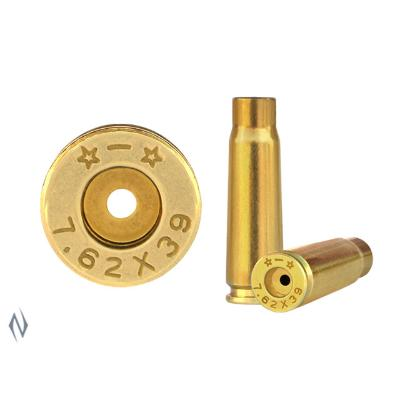 STARLINE BRASS 7.62 X 39 50PK - SKU: SL76239, Components, Reloading-Supplies, starline, under-50, unprimed-cases