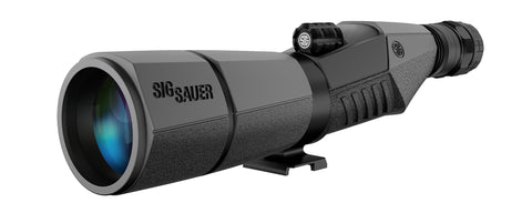 SIG SAUER - Oscar 5 15-45x56mm Spotting Scope Straight Eyepiece Graphi - SKU: SOV51501, 1000-2000, ebay, Optics, sig-sauer, spotting-scopes