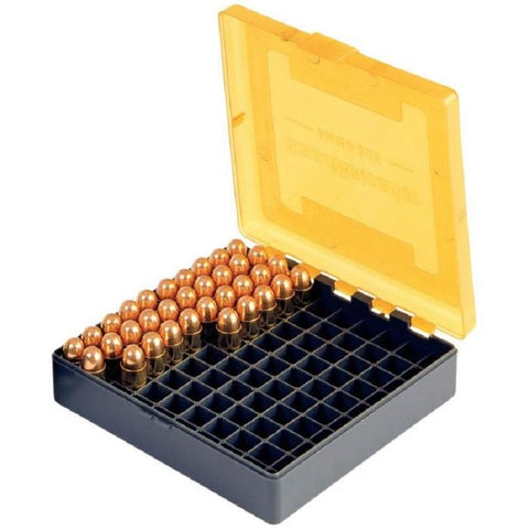 SMART RELOADER Ammo Box #1 (100rds) 40 S&W - SKU: VBSR609, ammo-boxes, ebay, Reloading-Supplies, smart-reloader, under-50